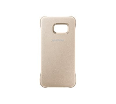 Etui SAMSUNG Protective Cover do Galaxy S6 Edge Złoty