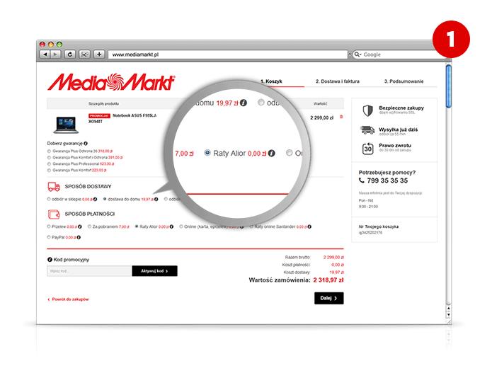 Raty Online Mediamarktpl