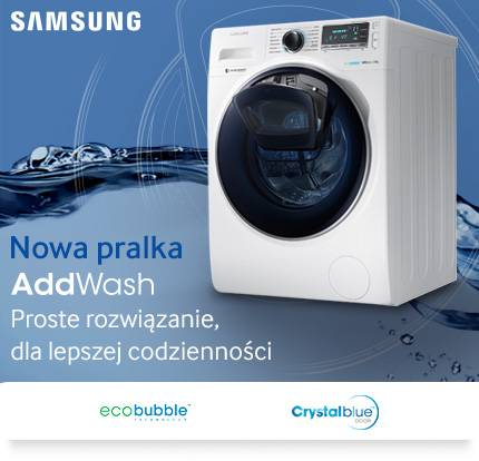 Pralka Samsung WW90K7415OW   Eco Bubble