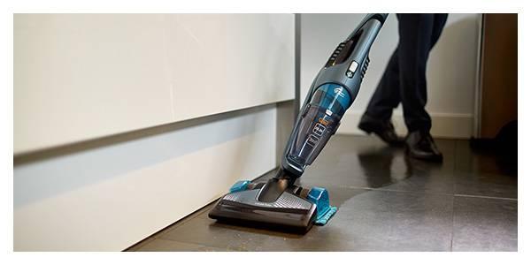 Philips Do użytku na wszystkich podłogach. Efektywne odkurzanie dywanów i mycie wszystkich podłóg twardych