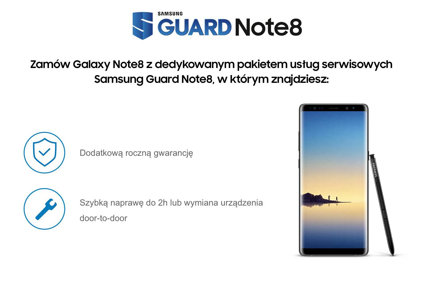 Samsung Note8 Guard