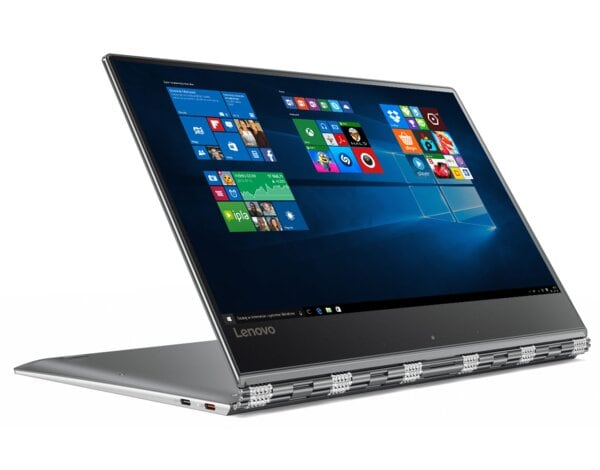 Laptop LENOVO Yoga 910-13IKB Gun Metal 80VF00DNPB i5-7200U/8GB/256GB SSD/INT/Win10