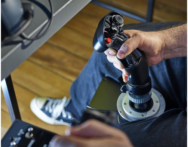 Joystick THRUSTMASTER F/A-18C Hornet Hotas Add-On Grip