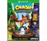Gra Xbox One Crash Bandicoot N. Sane Trilogy
