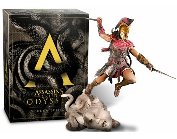 Gra Xbox One Assassins Creed Odyssey Medusa Edition Gry
