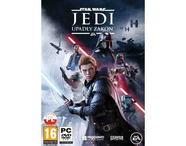 Gra PC Star Wars Jedi: Upadły Zakon