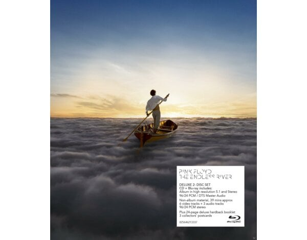 THE ENDLESS RIVER (DLX CD/BRD)