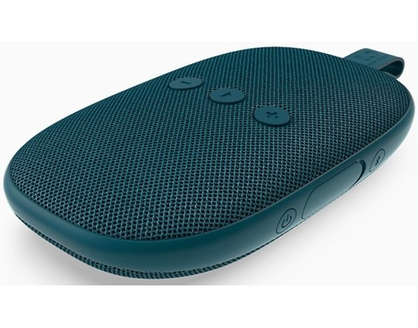 Głośnik Bluetooth FRESH N REBEL Rockbox Bold X Petrol Blue