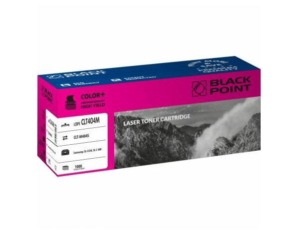 Toner BLACK POINT LCBPSCLT404M