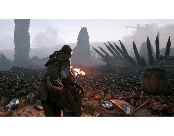 Gra Xbox One A Plague Tale: Innocence