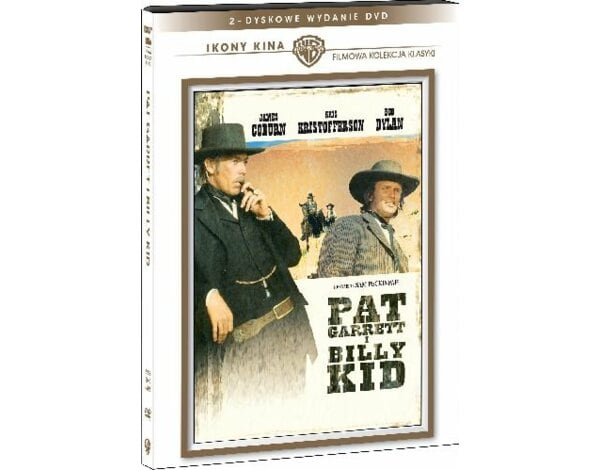 Pat Garret i Billy Kid (2DVD)