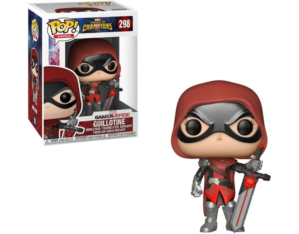 Figurka FUNKO POP! Marvel - Contest Of Champions Guillotine
