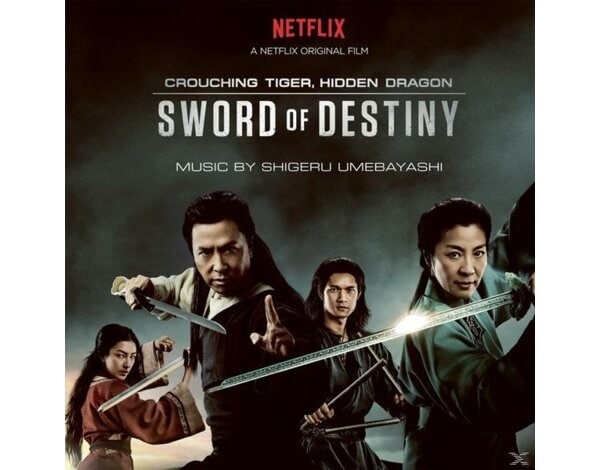 Crouching Tiger,Hidden Dragon-Sword Of Destiny