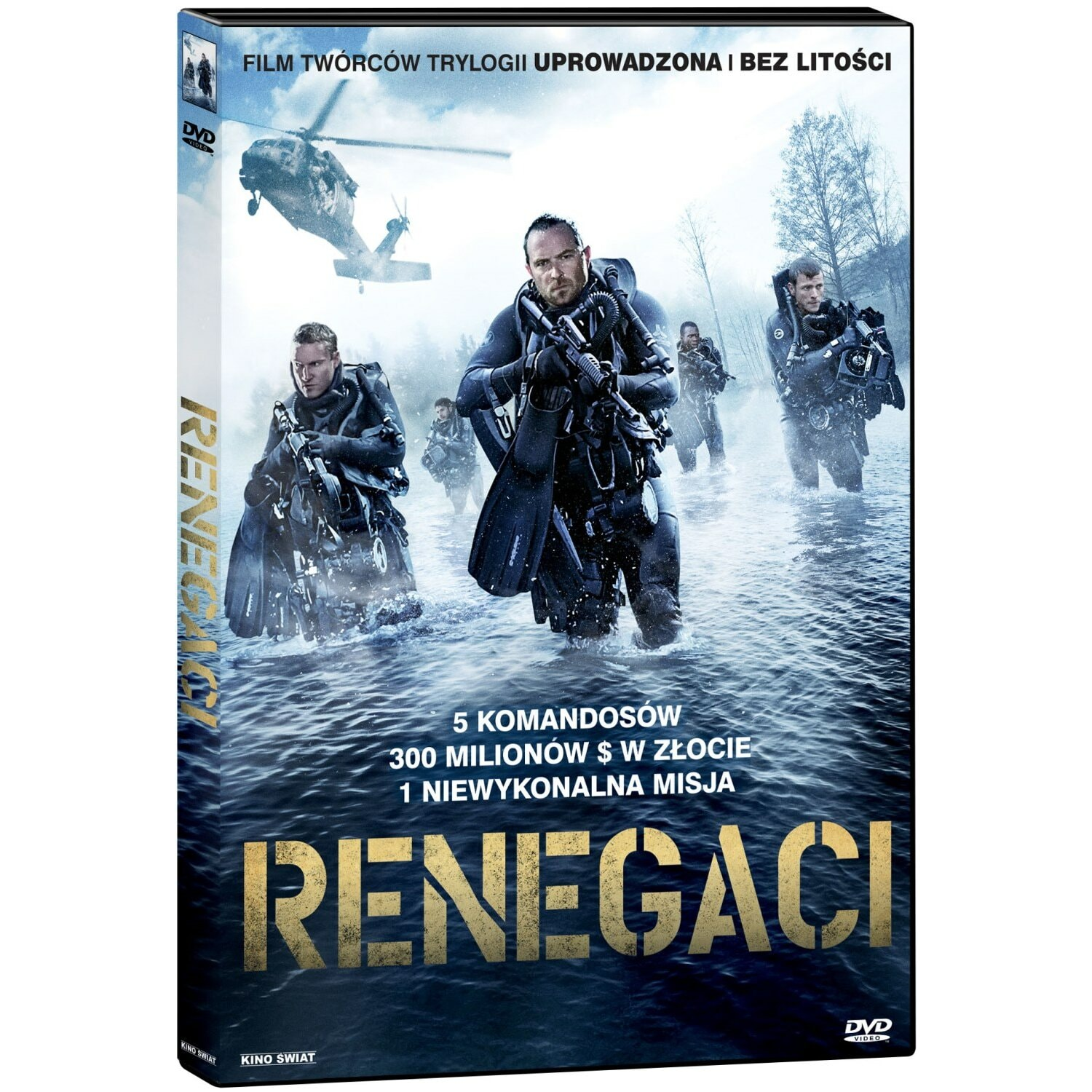 Renegaci (DVD)
