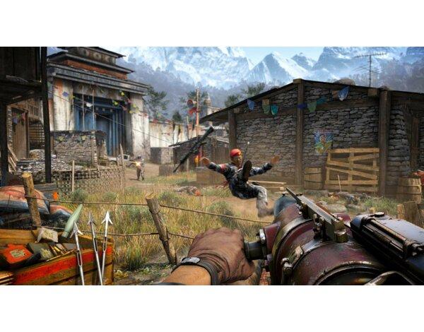 Gra Ps3 Far Cry 4 Edycja Kyrat Opinie Cena Mediamarkt Pl