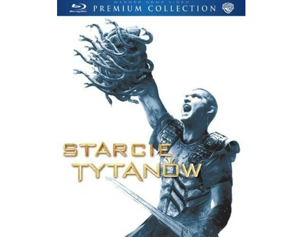 Film GALAPAGOS Starcie Tytanów (Premium Collection) Clash of the Titans