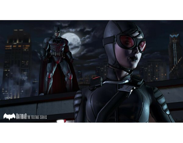 Gra PS4 Batman: The Telltale Series