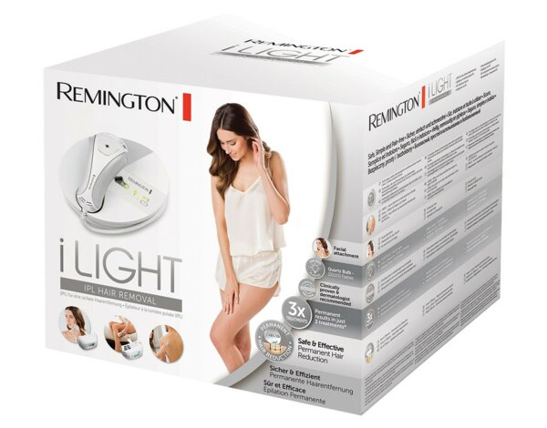 Depilator REMINGTON i-Light IPL6780