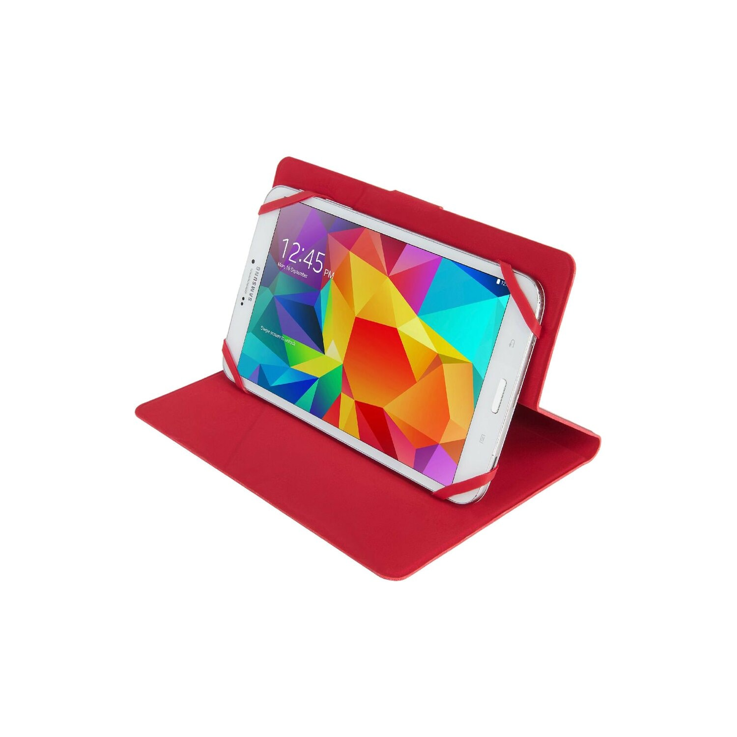 Etui na tablet TUCANO Piega Small do 7 cali Czerwony