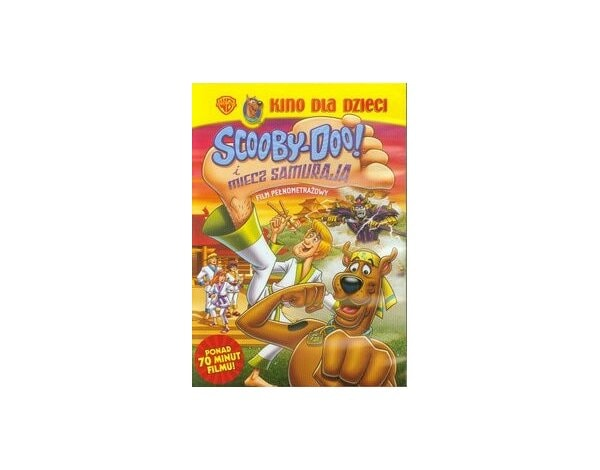 Film GALAPAGOS Scooby-Doo i miecz samuraja Scooby-Doo and the Samurai Sword