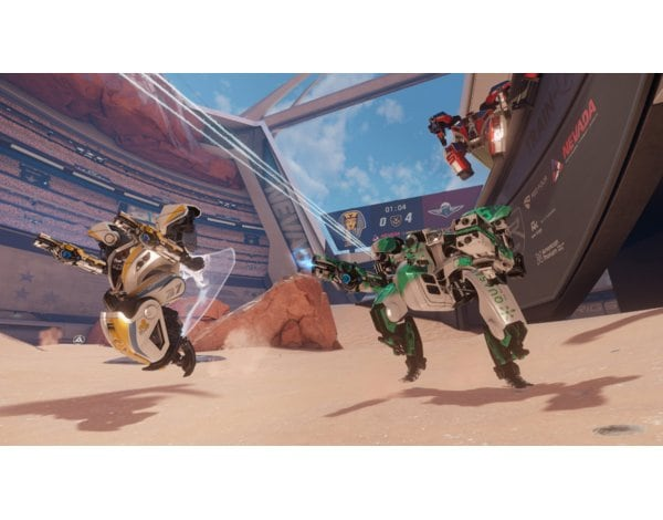 Gra PS4 RIGS Mechanized Combat League