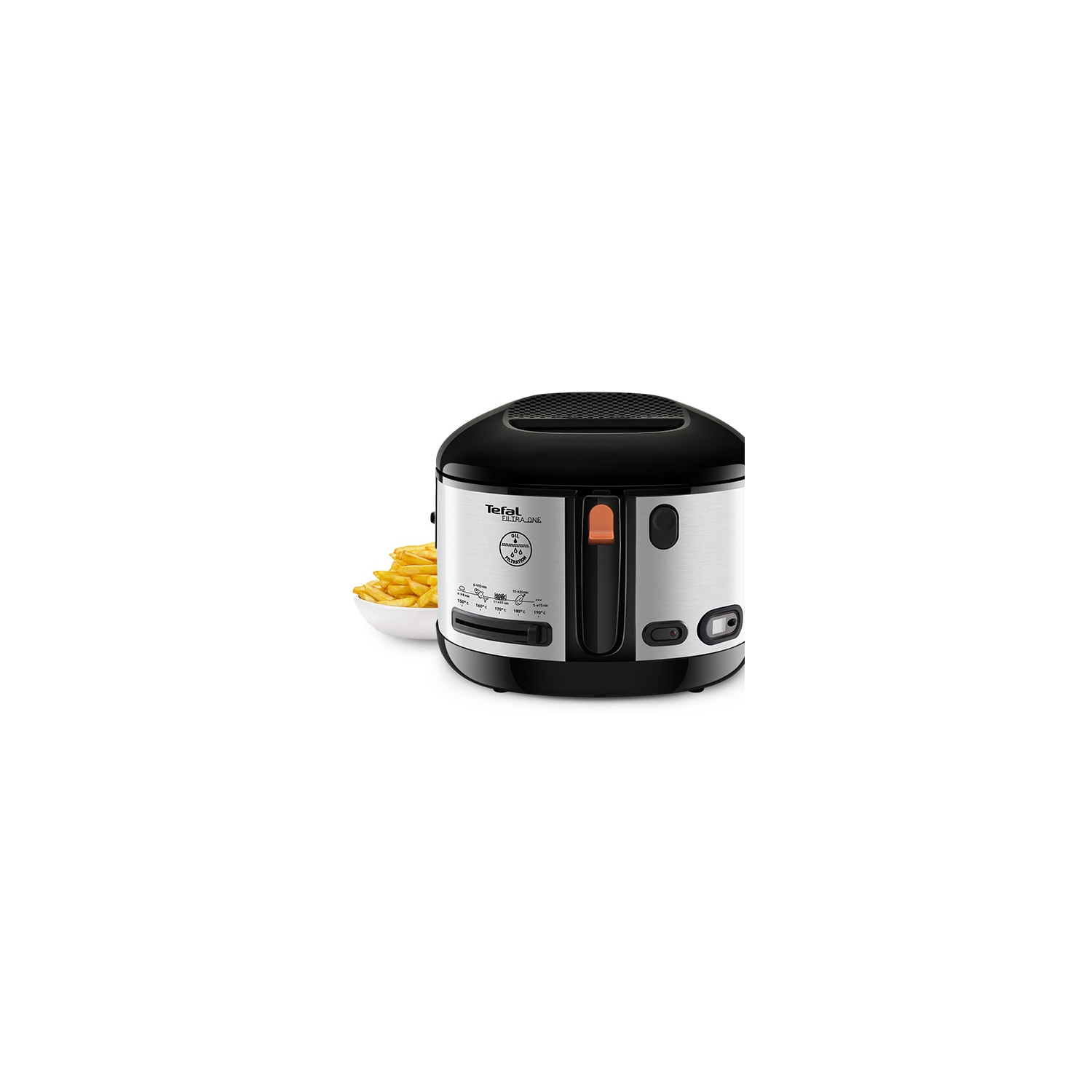 Frytownica TEFAL Filtra One  FF175D Inox