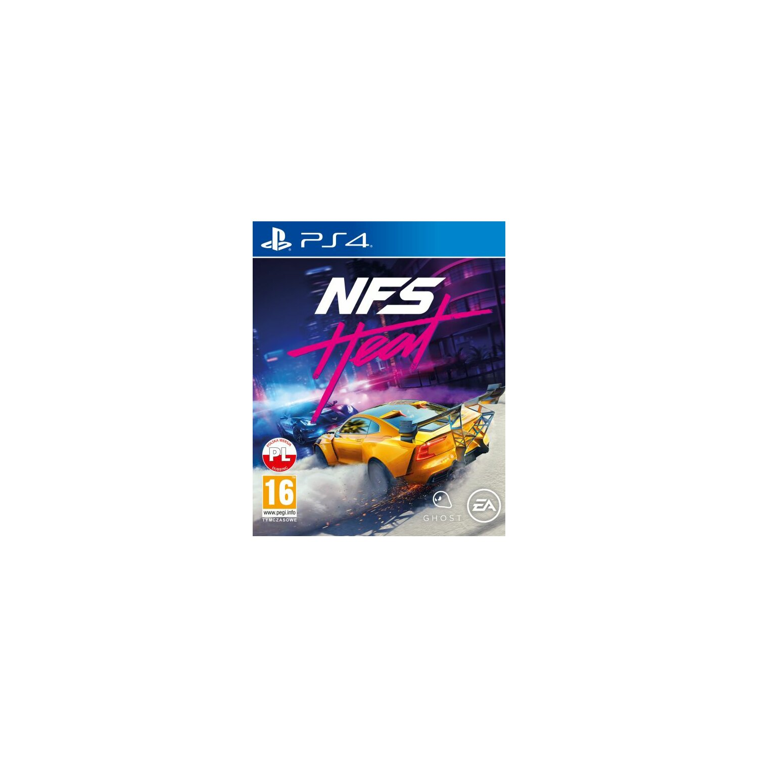 Gra PS4 Need for Speed Heat