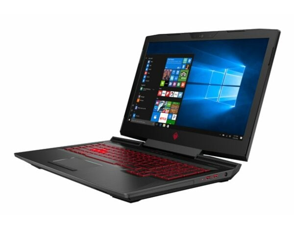Laptop HP Omen 17-an009nw i7-7700HQ/16GB/SSD256GB+2TB/GTX1060/Win10