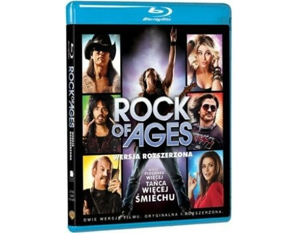 Film GALAPAGOS Rock of Ages