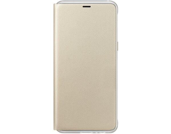 d2b99fab76 Etui SAMSUNG Neon Flip Cover do Samsung Galaxy A8 (2018) Złoty EF -FA530PFEGWW