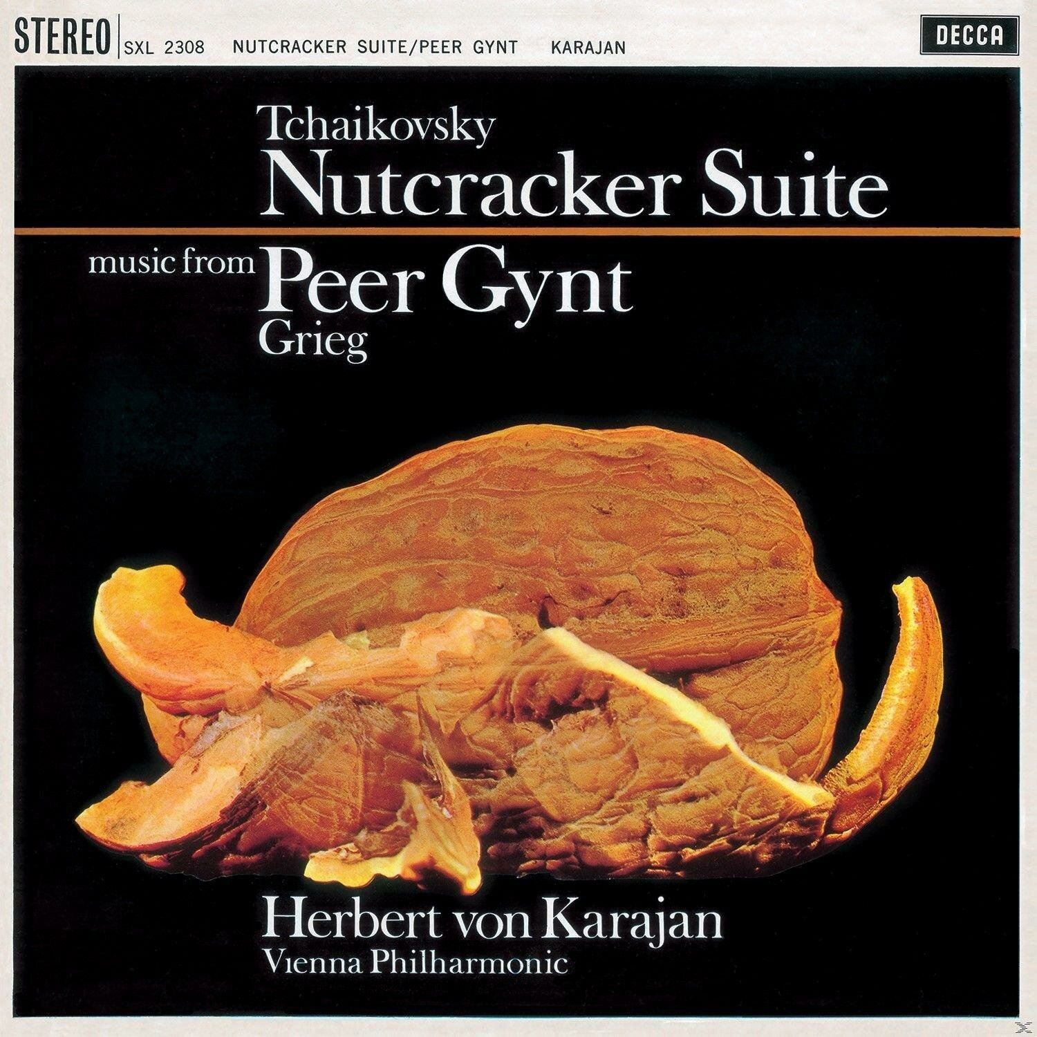 Nussknacker Suite - Music From Peer Gynt (Limited Vinyl Edition)