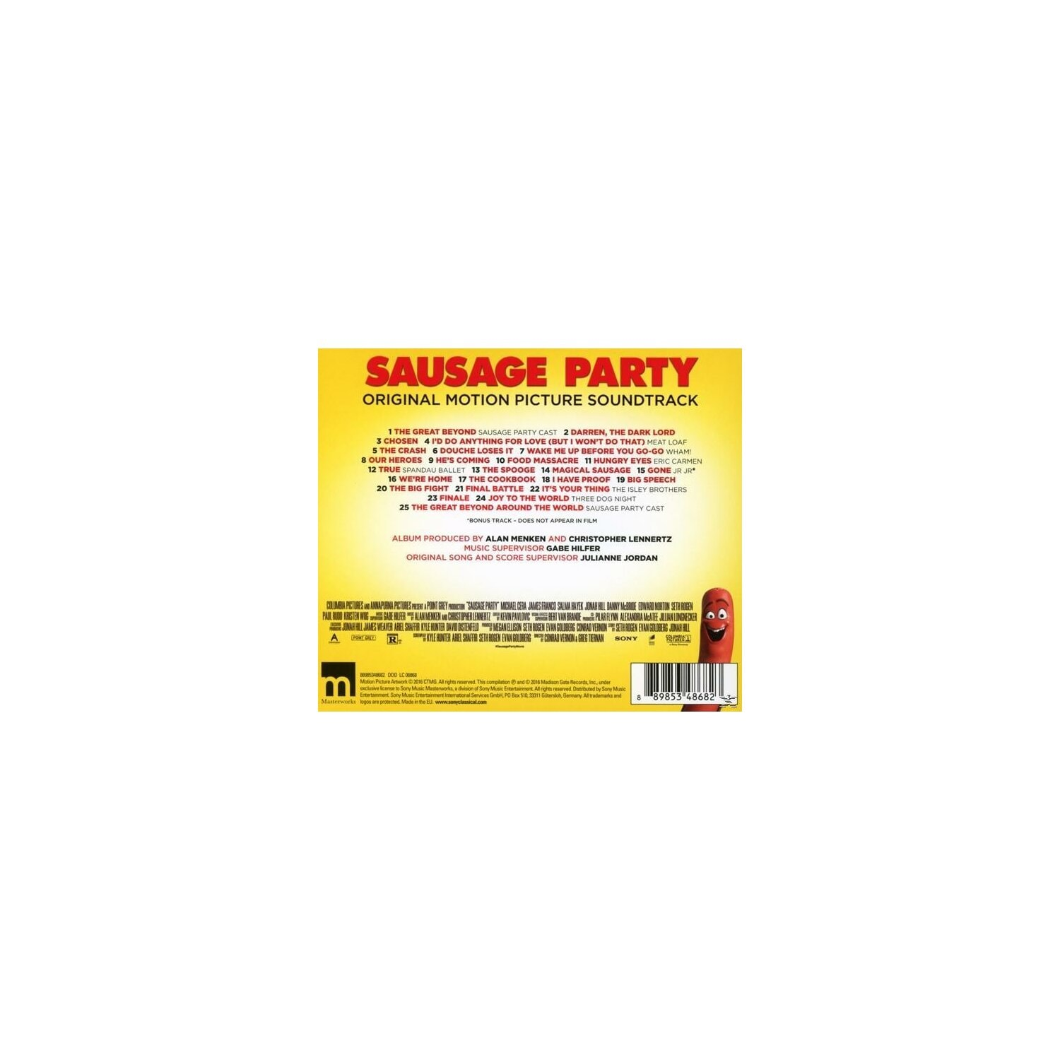 Sausage Party/OST