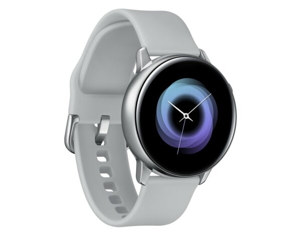 SmartWatch SAMSUNG Galaxy Watch Active Srebrny SM-R500NZSAXEO