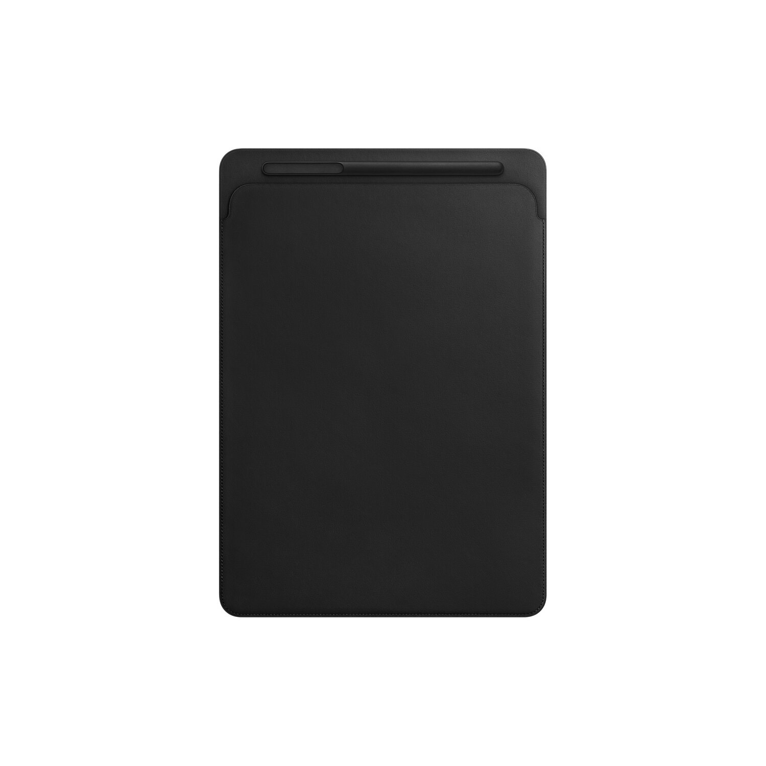 Etui APPLE Leather Sleeve do Apple iPad Pro 12,9 cala Black (MQ0U2ZM/A)