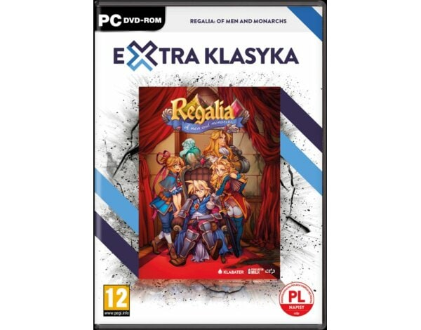 Gra PC XK Regalia: Of Men and Monarchs