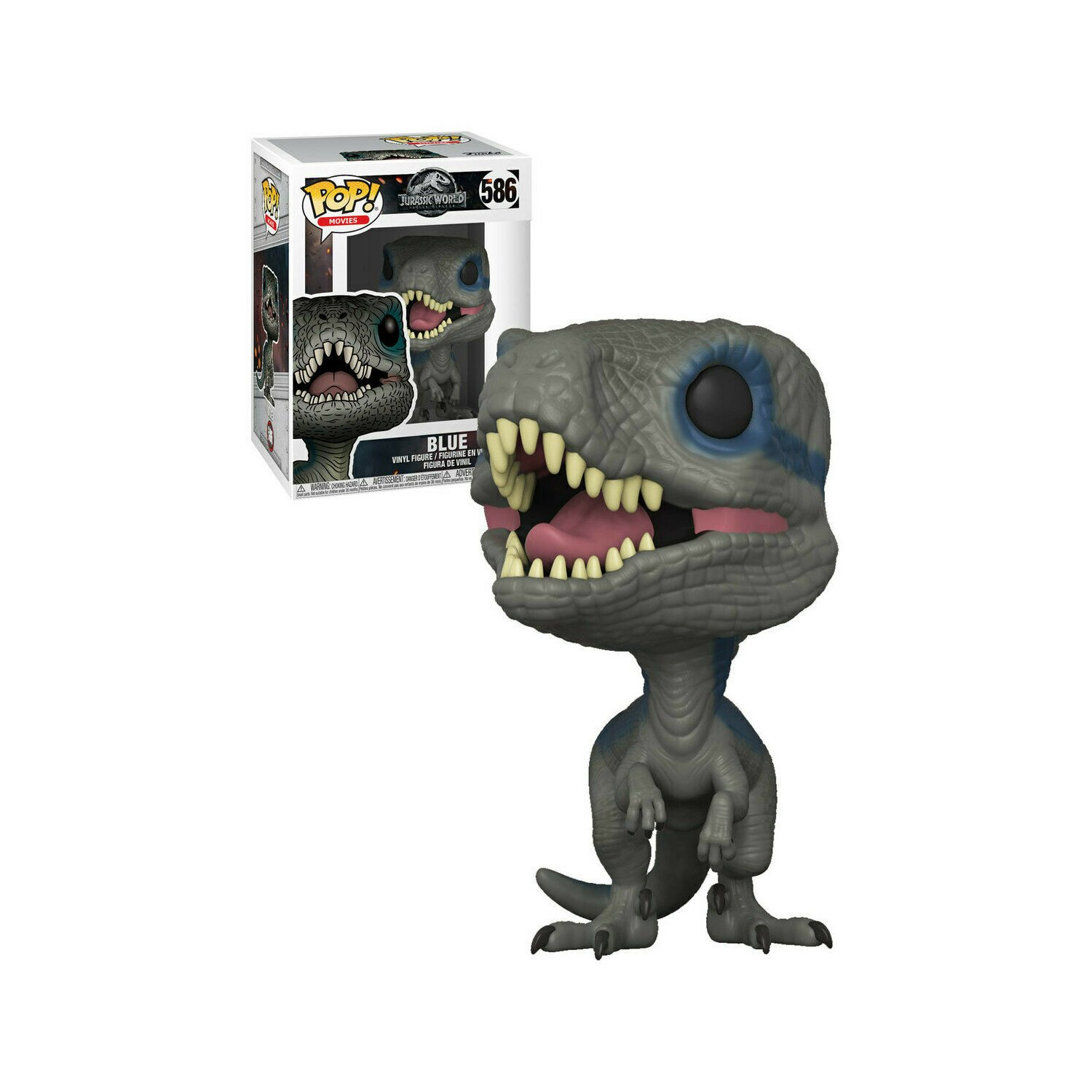 Figurka FUNKO POP! Vinyl Jurassic World 2 - Blue