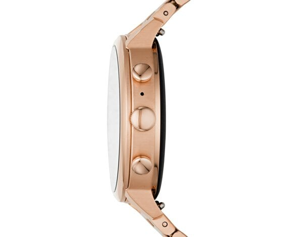 SmartWatch FOSSIL Venture HR Rose-Gold-Tone Stainless Steel FTW6018