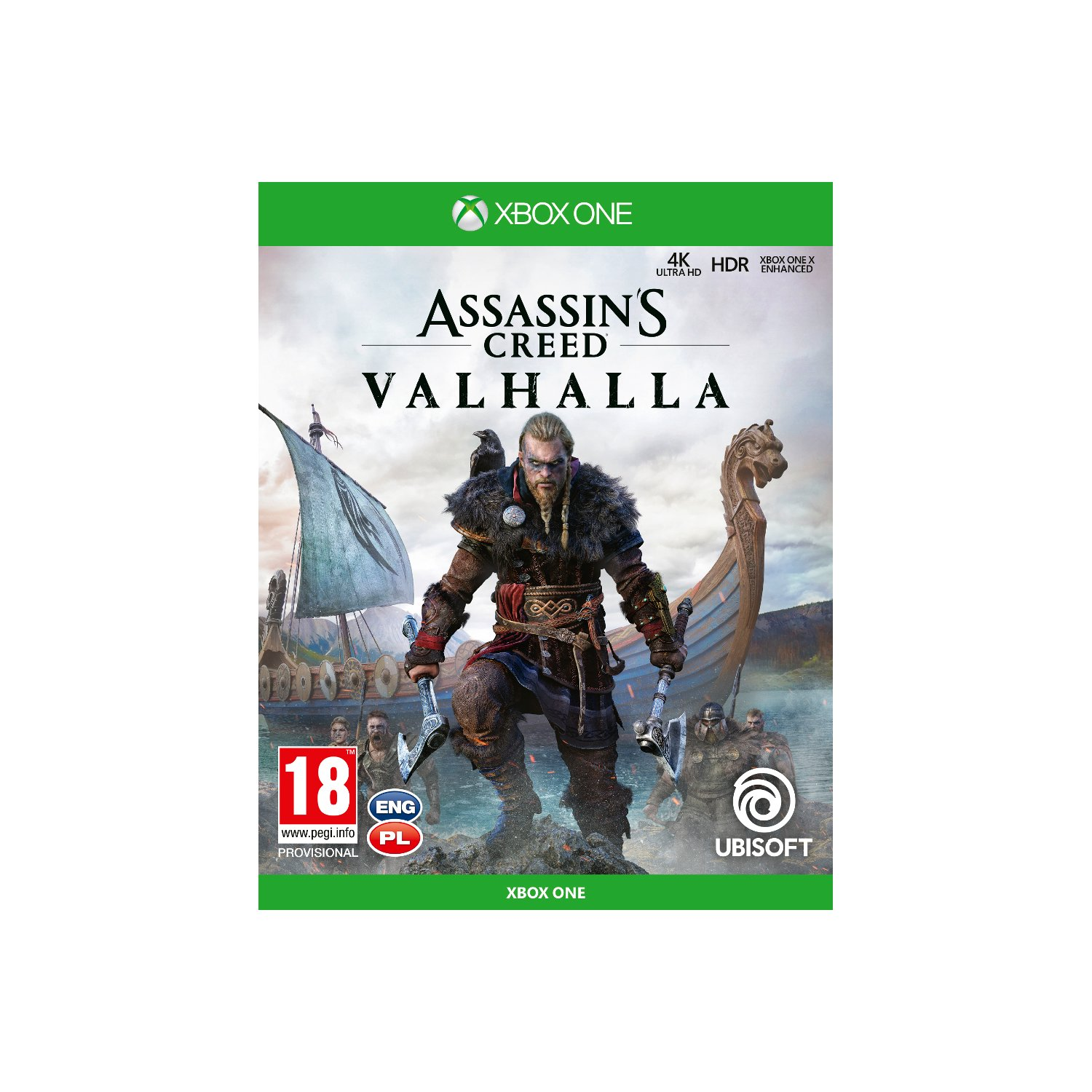 Gra Xbox One Assassin's Creed Valhalla