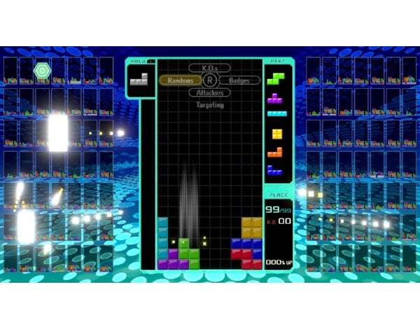 Gra Nintendo Switch Tetris 99 + Nintendo Switch Online 12 mies.