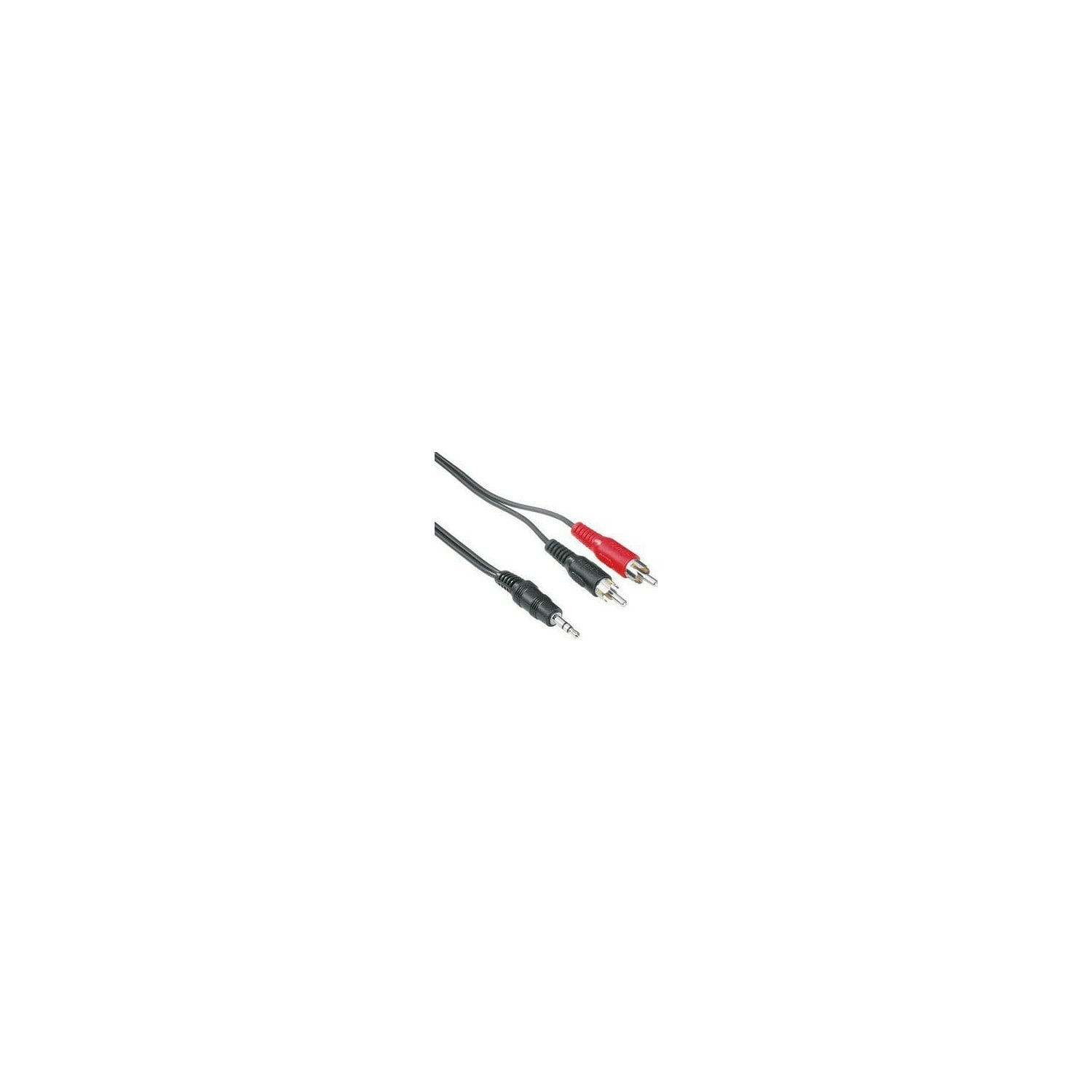 Kabel HAMA Jack 3.5 mm - 2xCinch 2 m