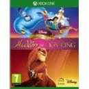 Gra Xbox One Disney Classic Games Aladdin and the Lion King