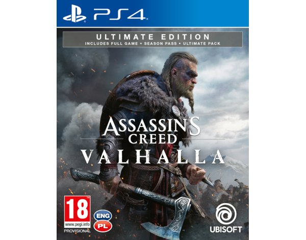 Gra PS4 Assassin's Creed Valhalla Ultimate Edition