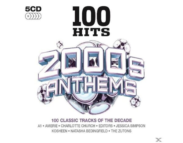 100 Hits-2000's Anthems