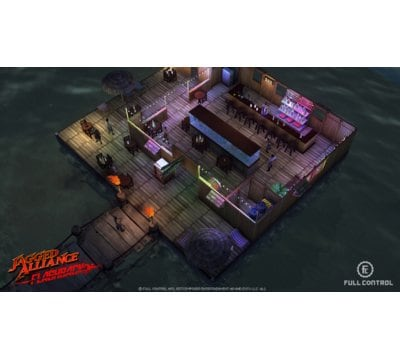 Gra PC Jagged Alliance: Flashback