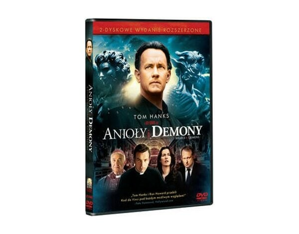 Film IMPERIAL CINEPIX Anioły i demony (2DVD)