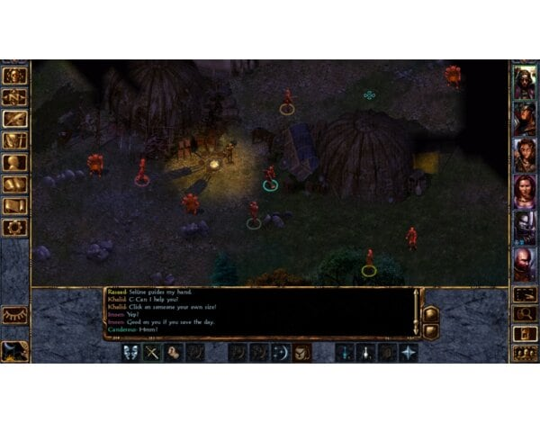 Gra PC PKK Baldur's Gate Enhanced Edition