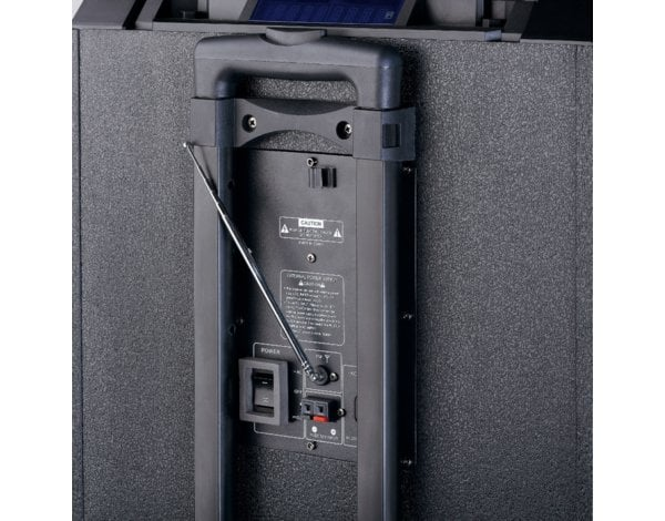 System audio LENCO PMX-350