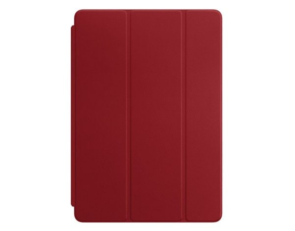 Skórzana nakładka Smart Cover na tablet APPLE iPad Pro 10.5 cala (PRODUCT)RED MR5G2ZM/A