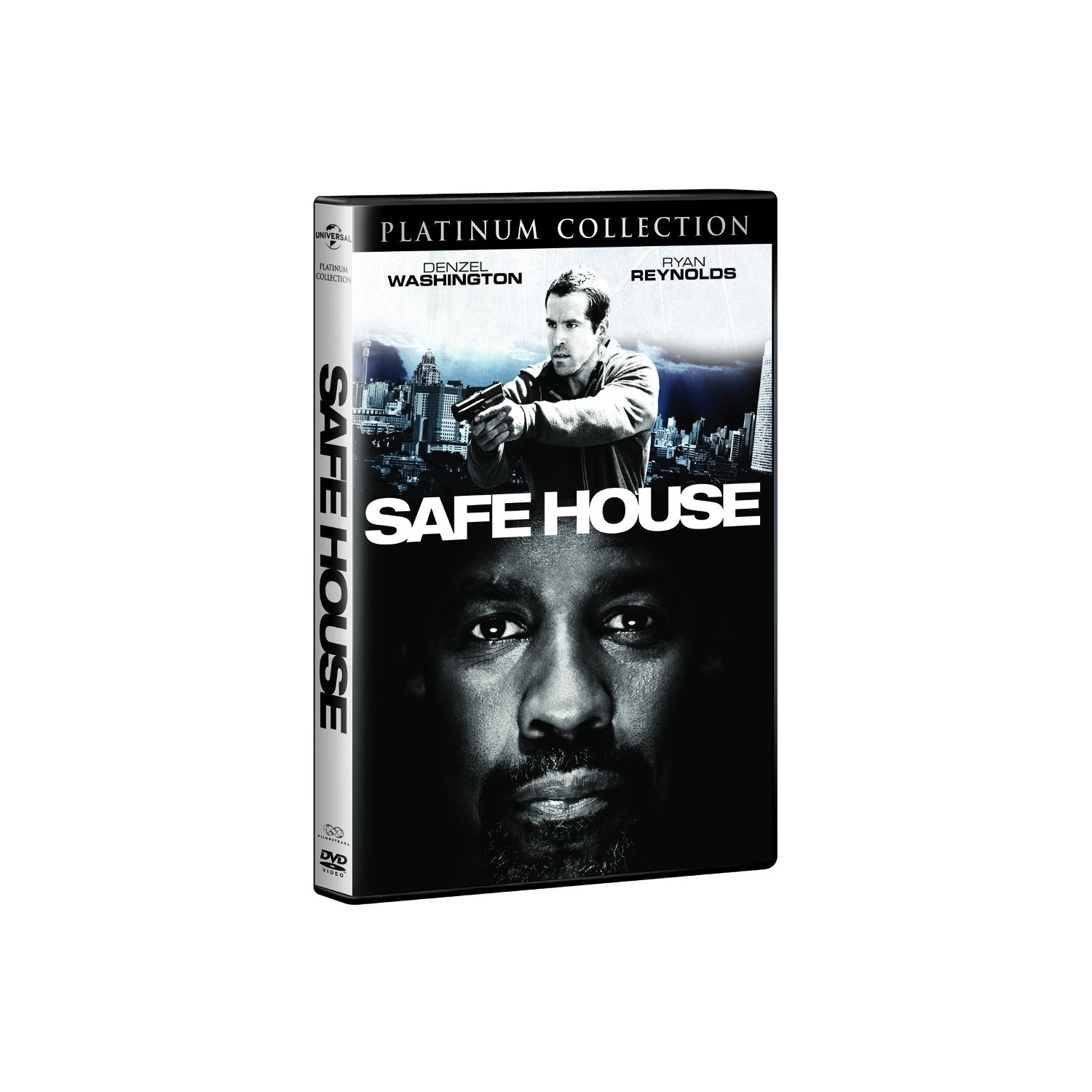 Safe House (DVD) Platinum Collection