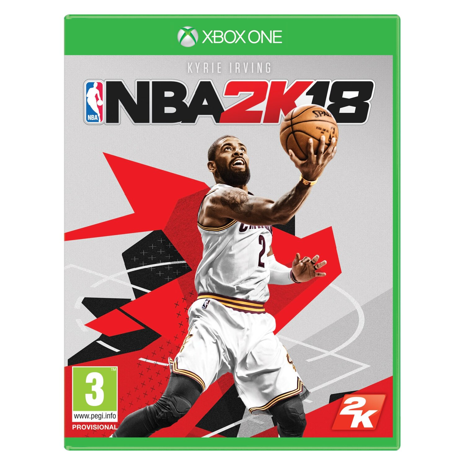 Gra Xbox One NBA 2K18